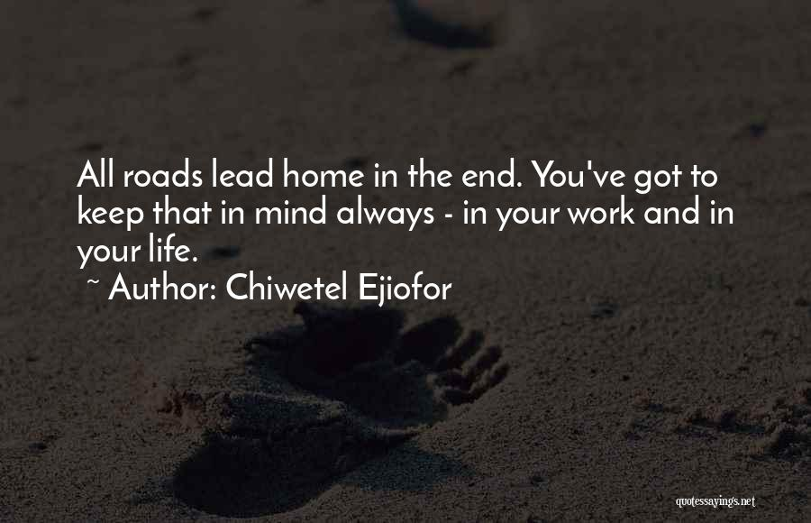 Chiwetel Ejiofor Quotes 1752135