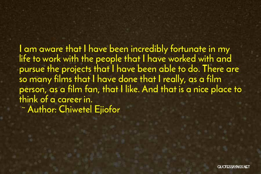 Chiwetel Ejiofor Quotes 1831884