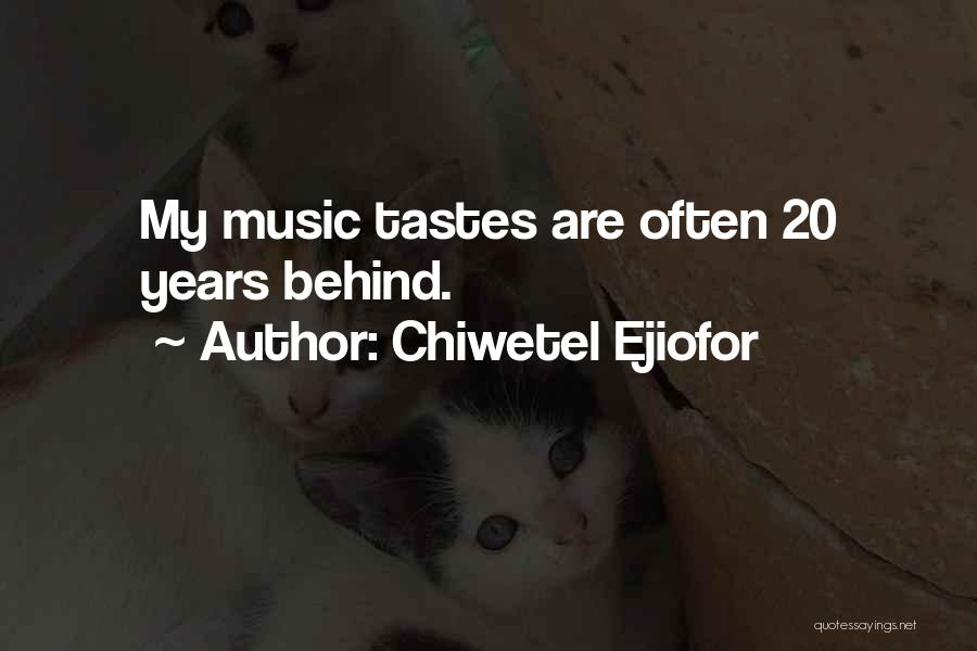 Chiwetel Ejiofor Quotes 385941