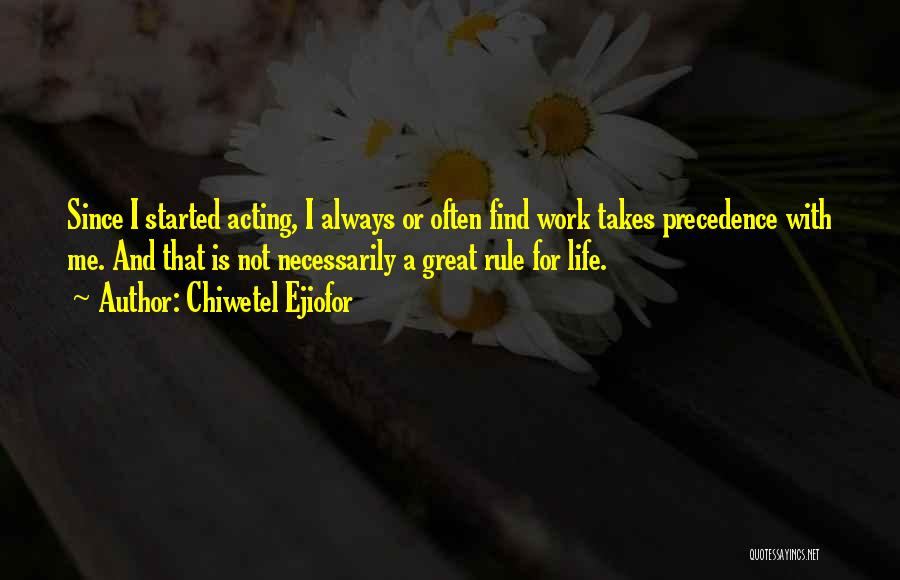 Chiwetel Ejiofor Quotes 460678