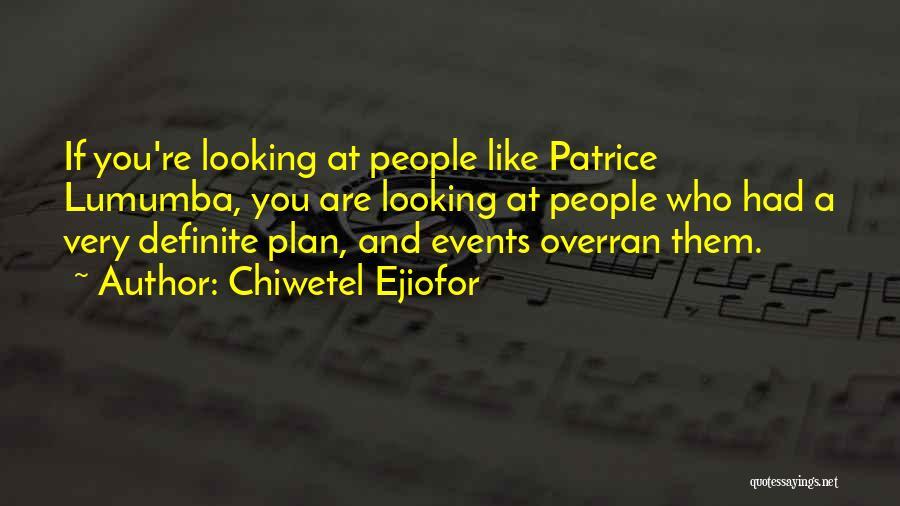 Chiwetel Ejiofor Quotes 517320
