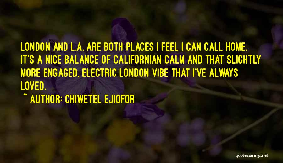 Chiwetel Ejiofor Quotes 862750