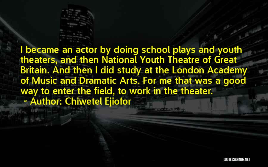 Chiwetel Ejiofor Quotes 878494