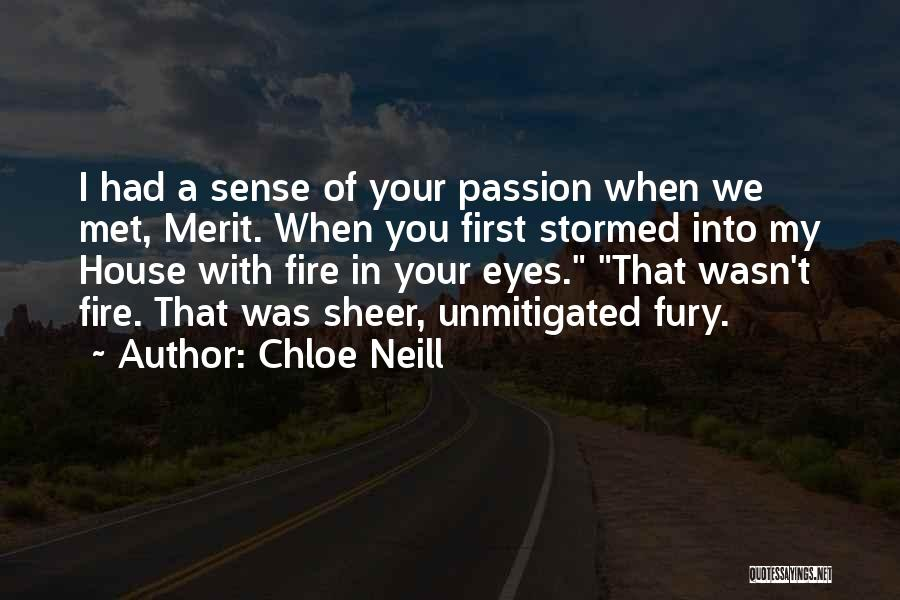 Chloe Neill Quotes 1033586