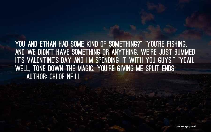 Chloe Neill Quotes 1142626