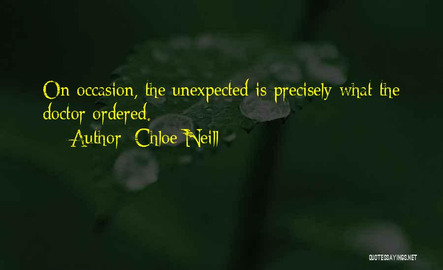 Chloe Neill Quotes 136809