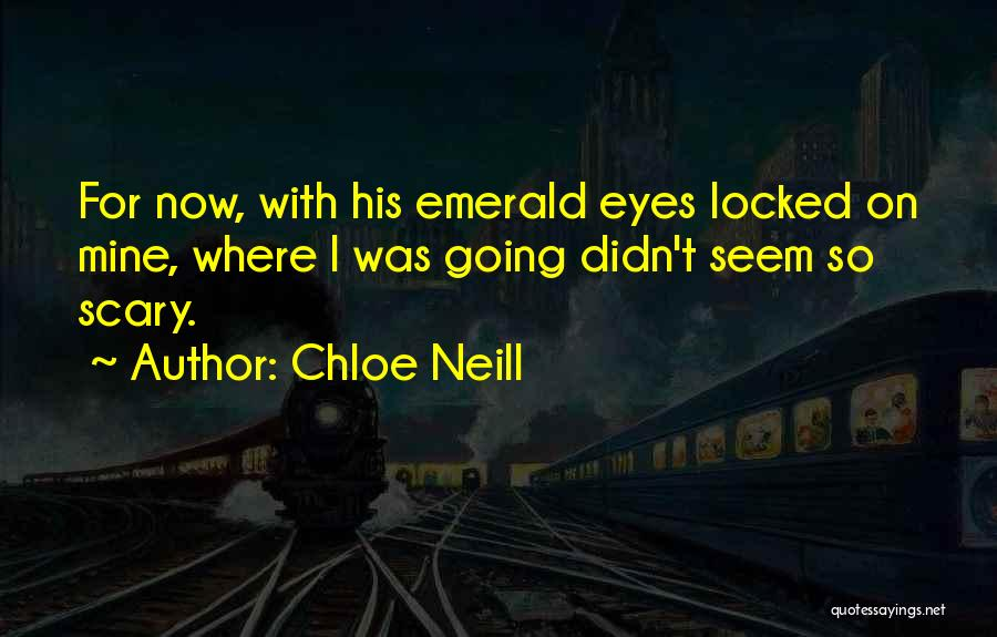Chloe Neill Quotes 1401181