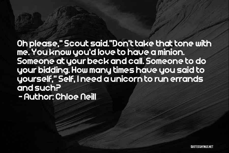 Chloe Neill Quotes 1785280