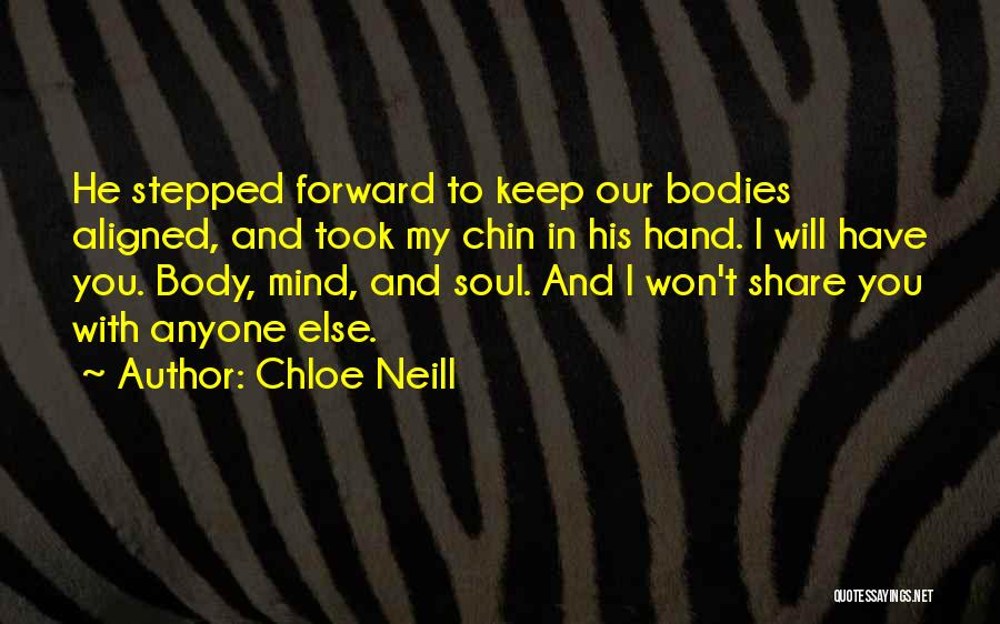 Chloe Neill Quotes 1806935