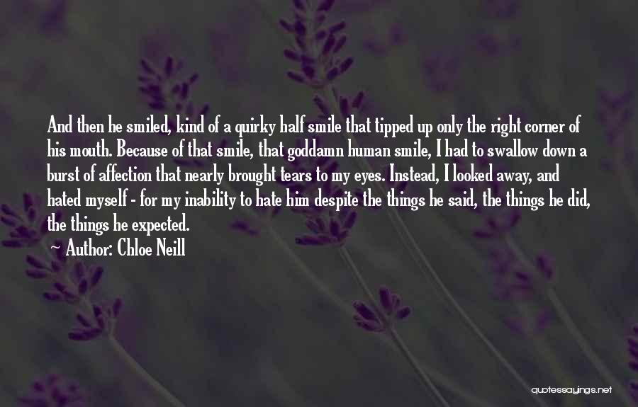Chloe Neill Quotes 1808000