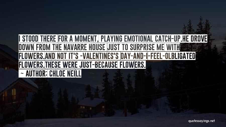 Chloe Neill Quotes 182730