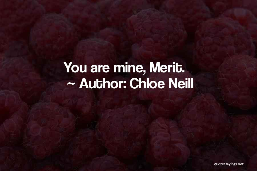 Chloe Neill Quotes 1839320