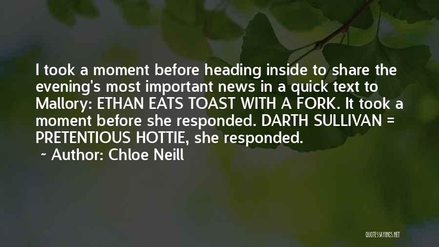 Chloe Neill Quotes 1952176