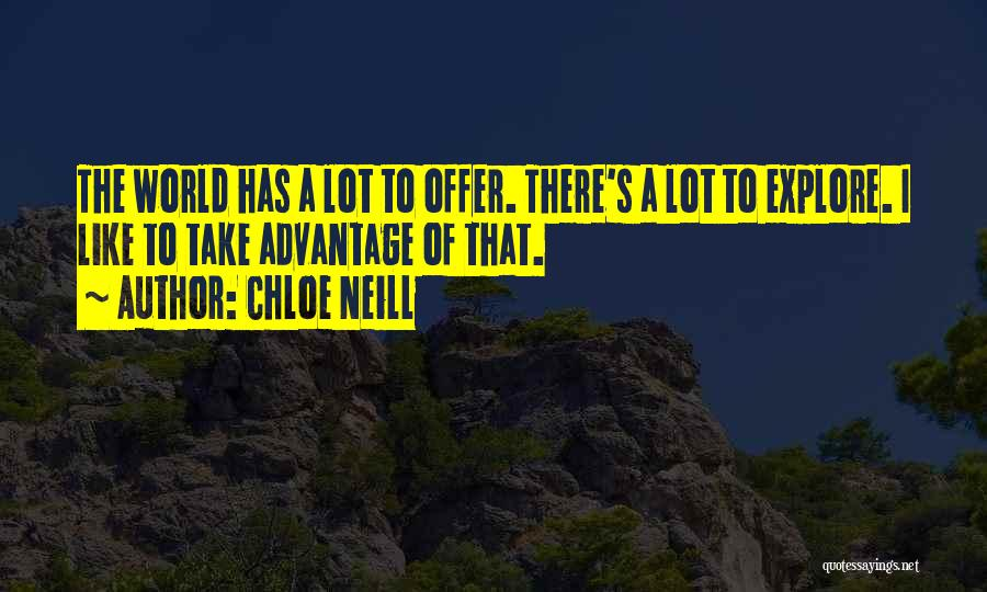 Chloe Neill Quotes 2001183