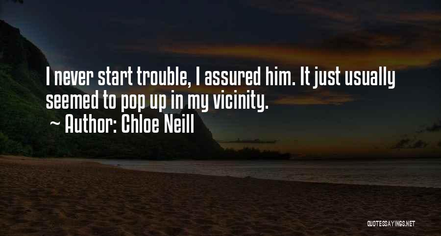 Chloe Neill Quotes 2022598