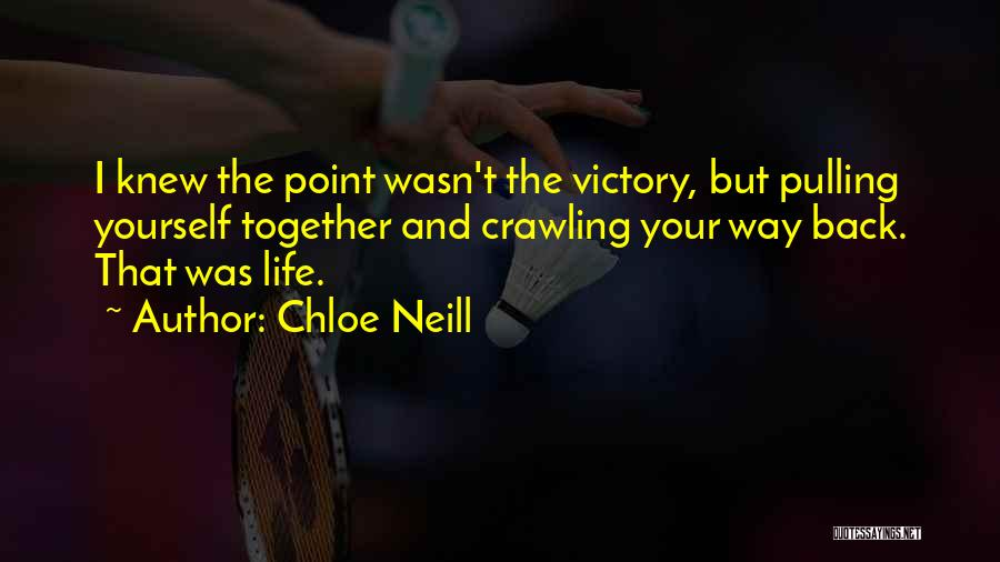 Chloe Neill Quotes 2052045