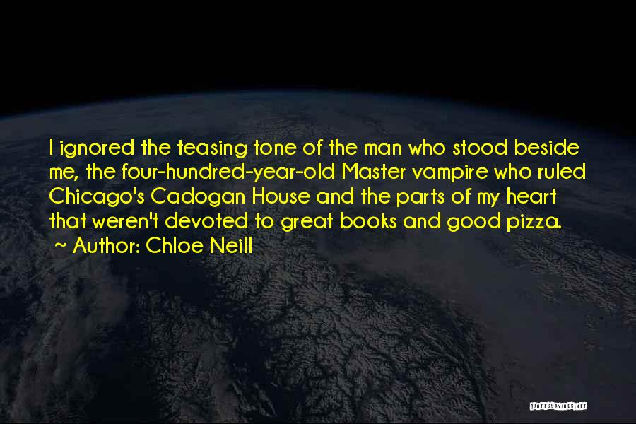 Chloe Neill Quotes 2060781