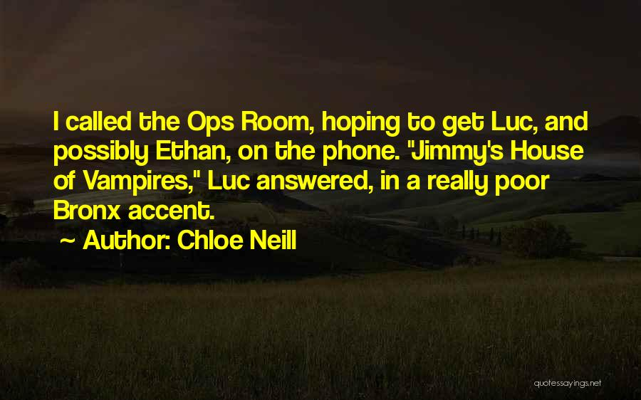 Chloe Neill Quotes 2090217