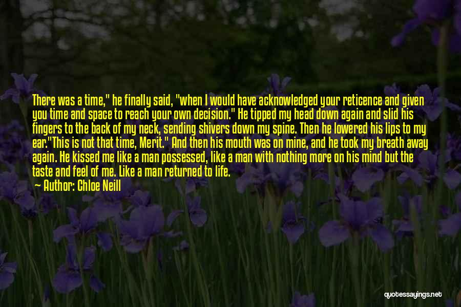 Chloe Neill Quotes 2115859