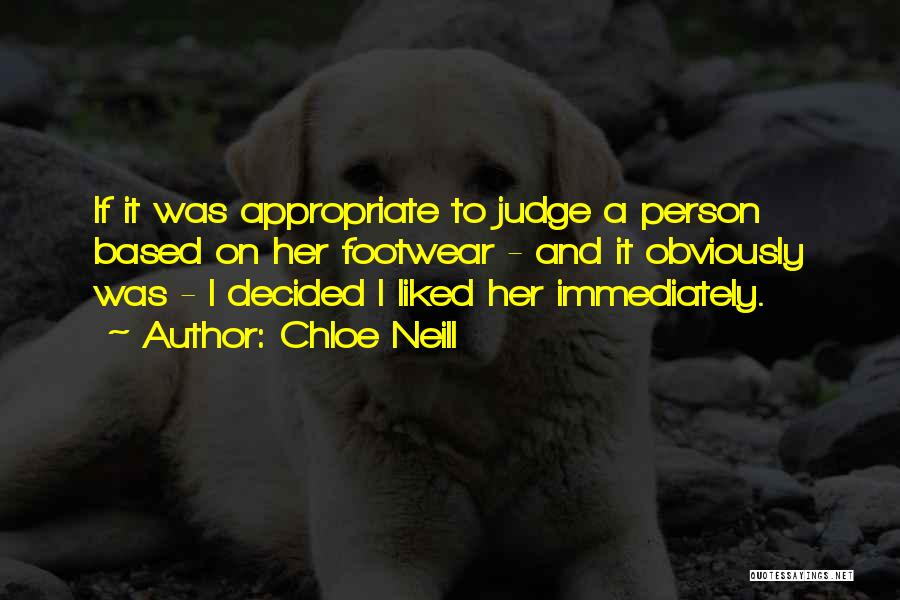 Chloe Neill Quotes 2185187