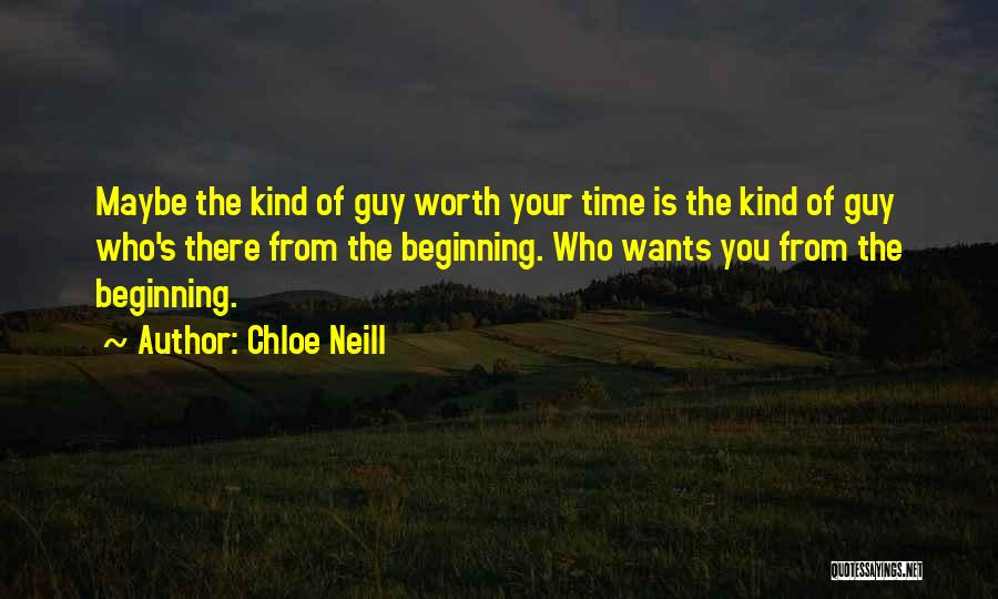 Chloe Neill Quotes 320559