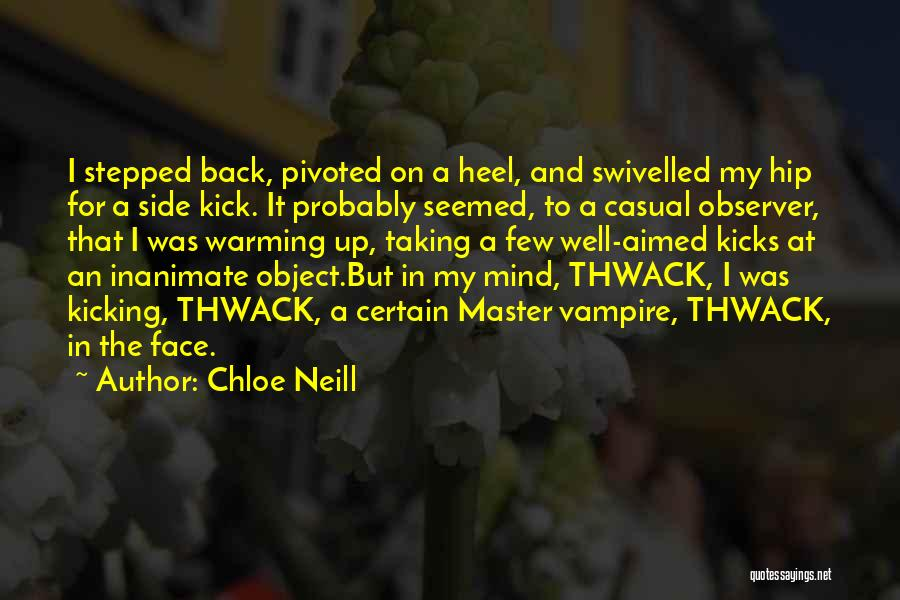 Chloe Neill Quotes 335309