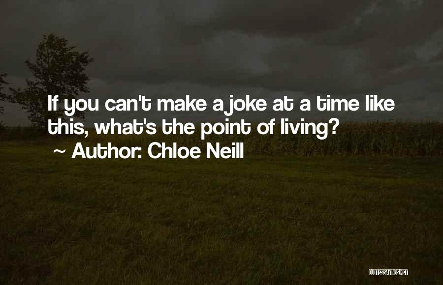 Chloe Neill Quotes 385540
