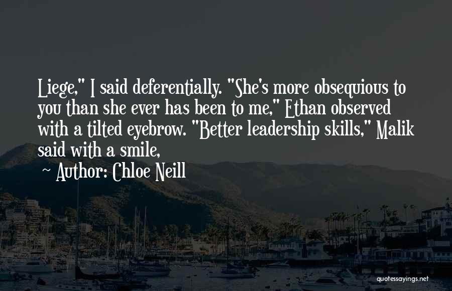 Chloe Neill Quotes 587018