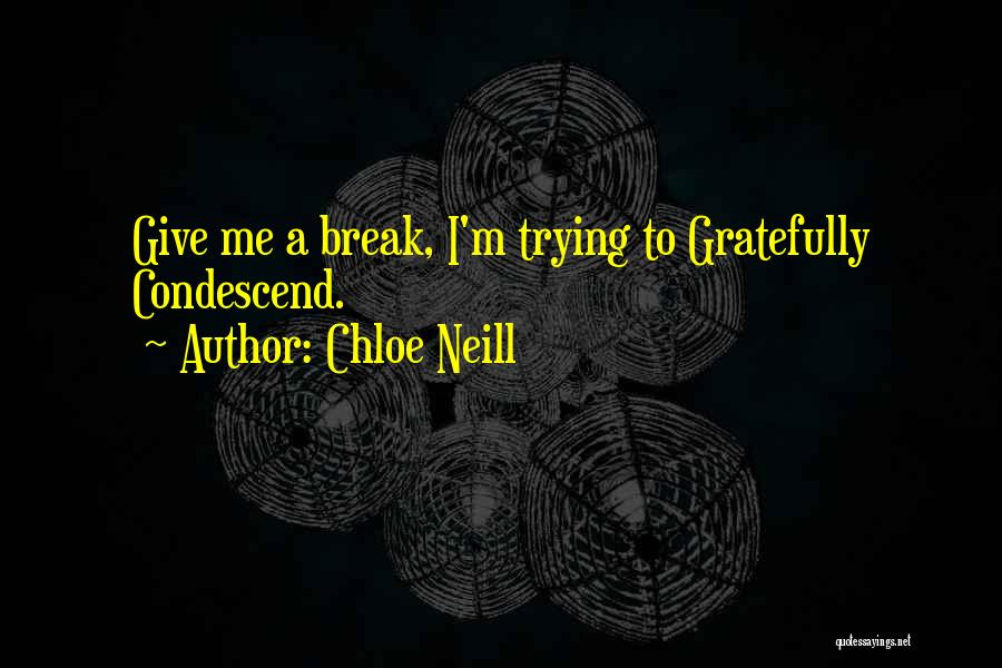 Chloe Neill Quotes 823191