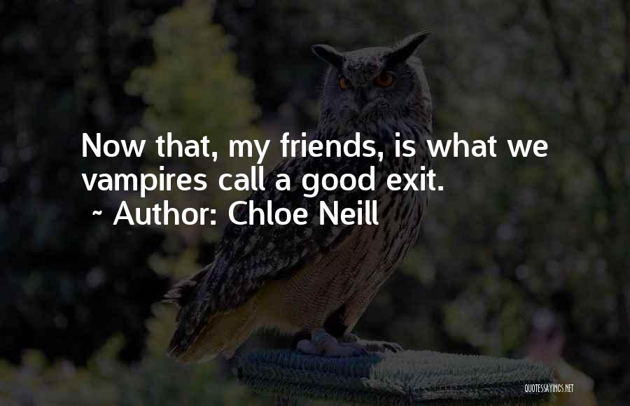 Chloe Neill Quotes 845152