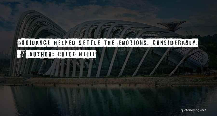 Chloe Neill Quotes 861668