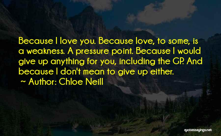 Chloe Neill Quotes 872811