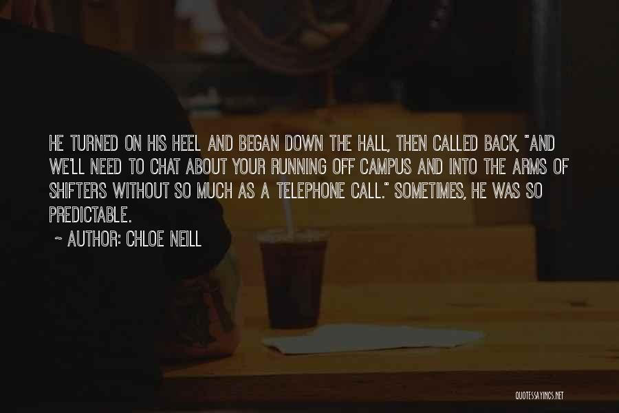 Chloe Neill Quotes 947236