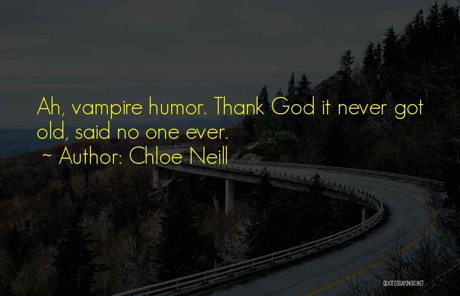 Chloe Neill Quotes 950601