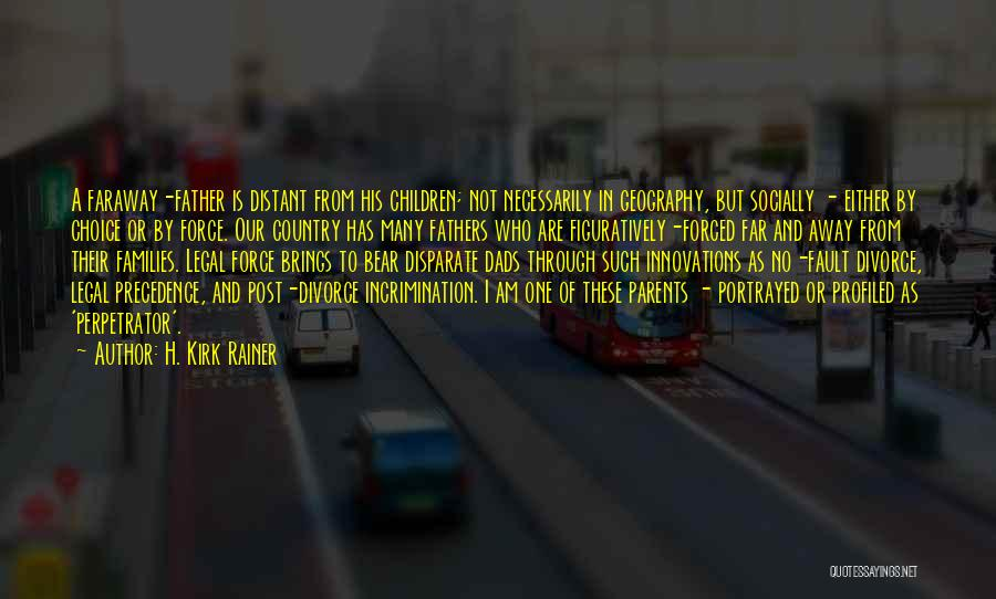 Choice Quotes By H. Kirk Rainer