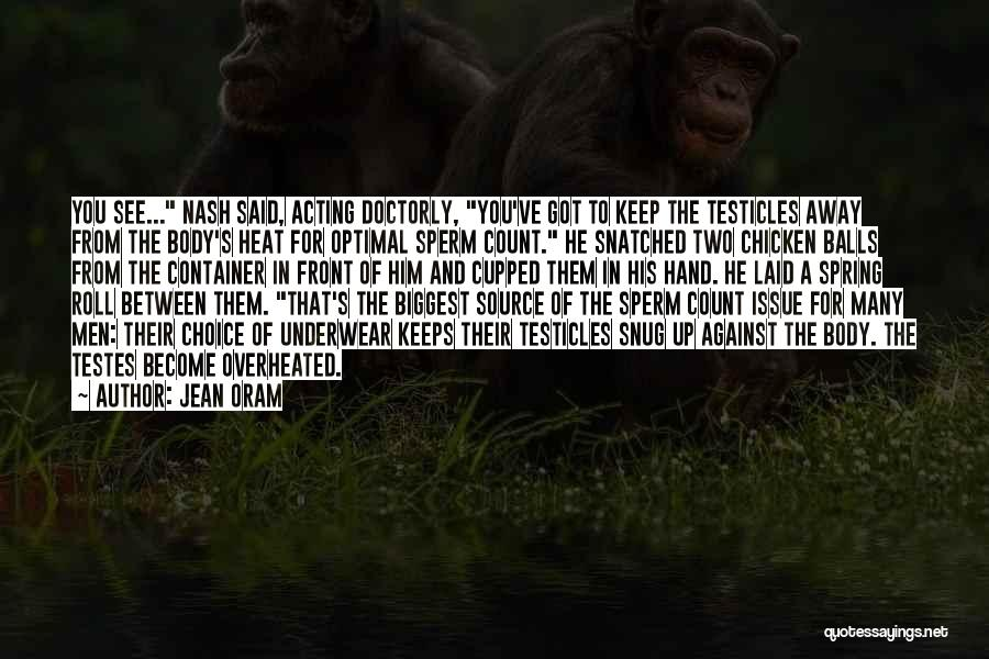 Choice Quotes By Jean Oram