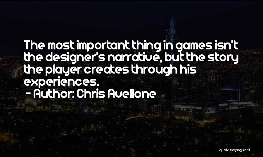 Chris Avellone Quotes 1565756