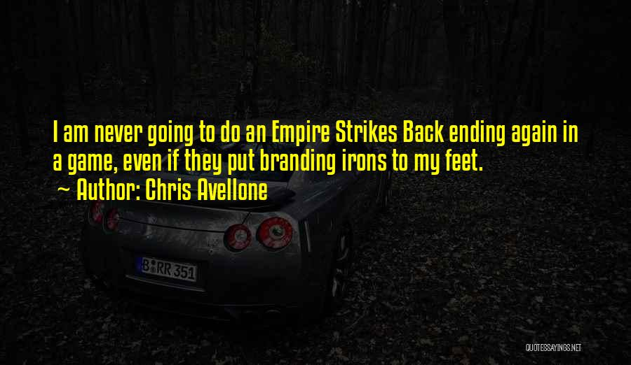 Chris Avellone Quotes 1615799