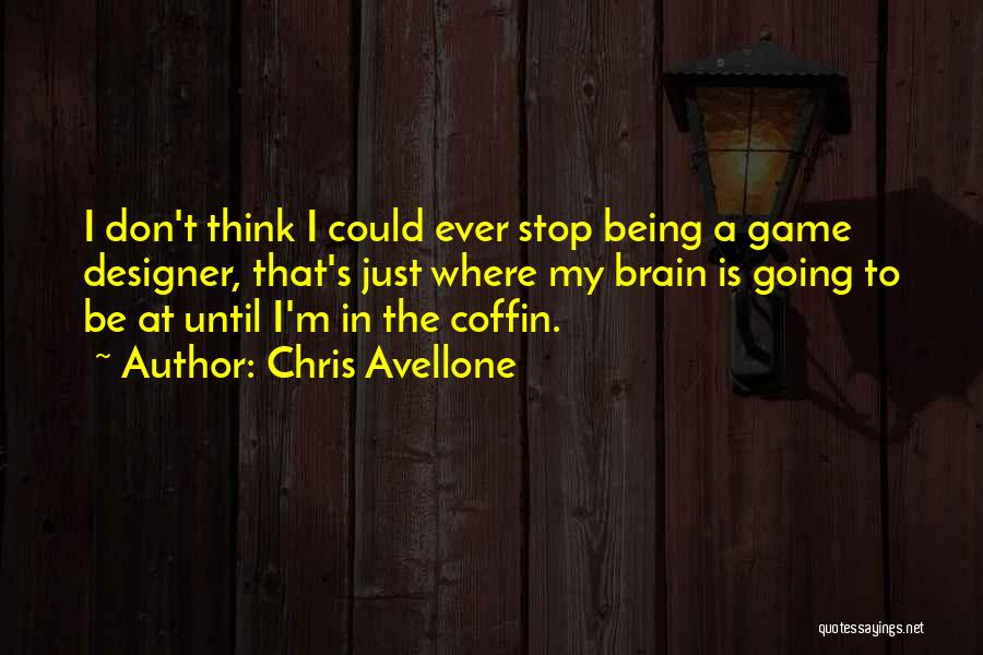 Chris Avellone Quotes 1742713