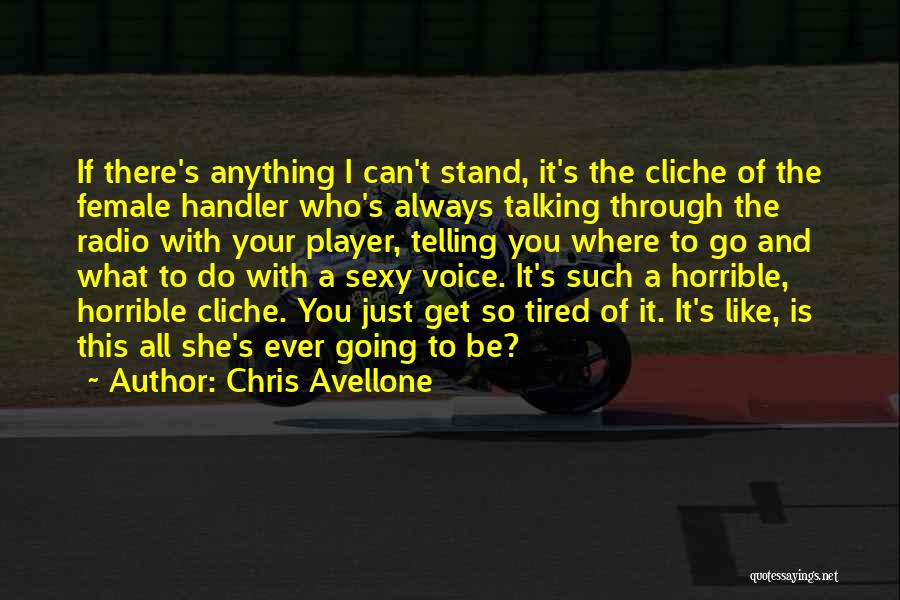 Chris Avellone Quotes 1786455