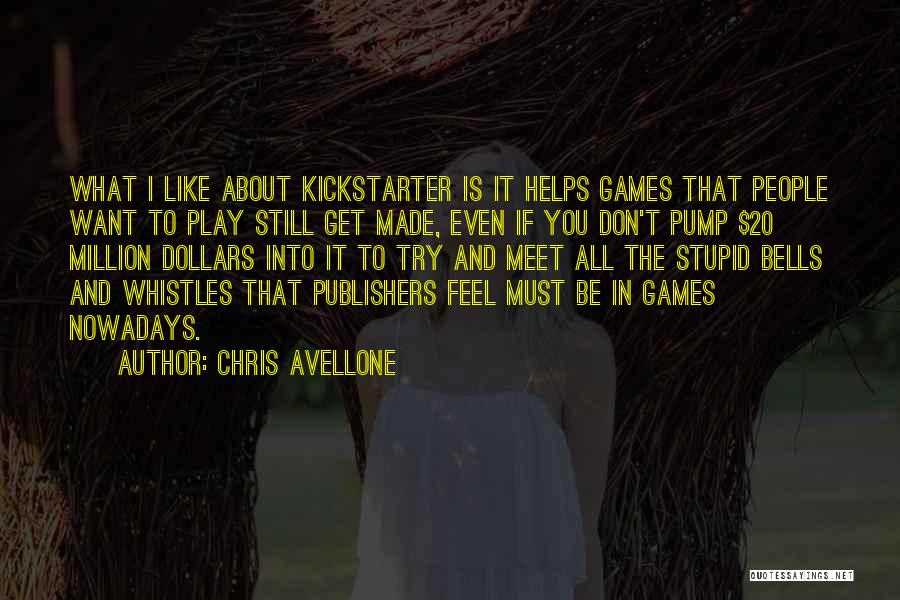Chris Avellone Quotes 2059263