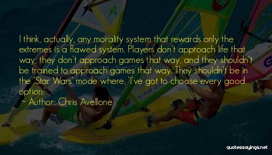 Chris Avellone Quotes 233953