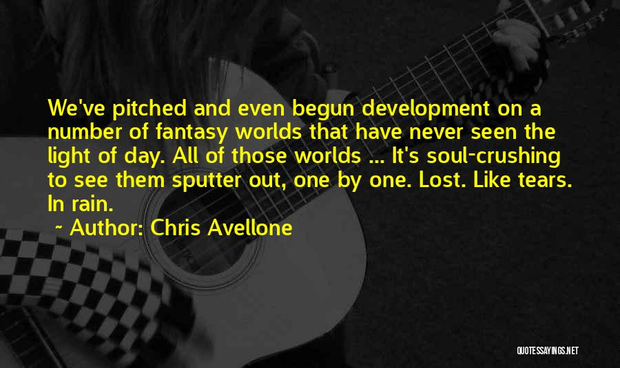 Chris Avellone Quotes 704063