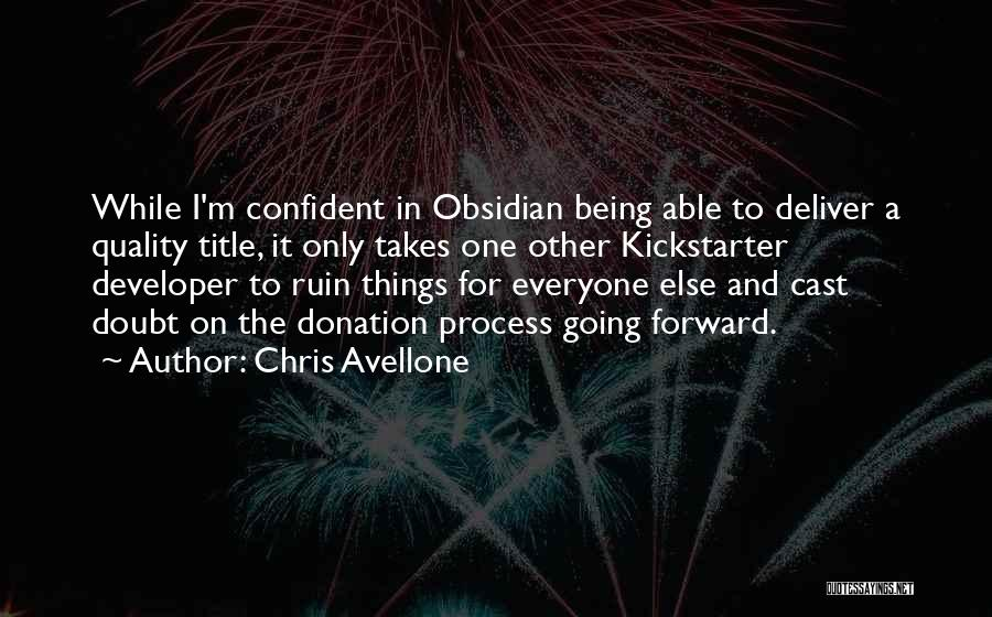 Chris Avellone Quotes 756734