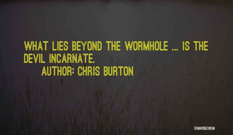 Chris Burton Quotes 1875350