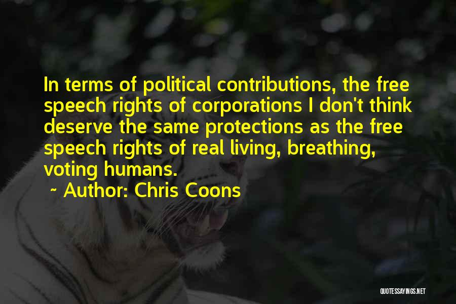Chris Coons Quotes 1897947
