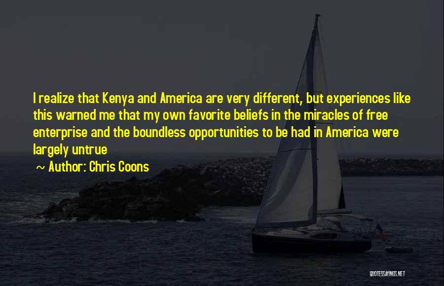 Chris Coons Quotes 447853