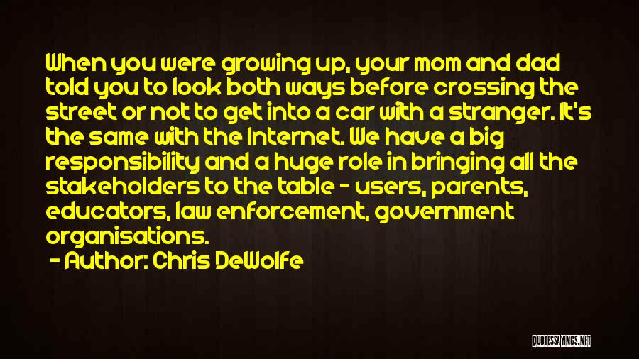 Chris DeWolfe Quotes 845402