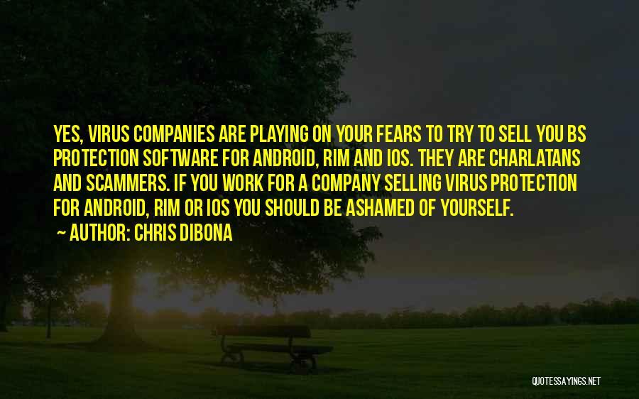 Chris DiBona Quotes 1161926