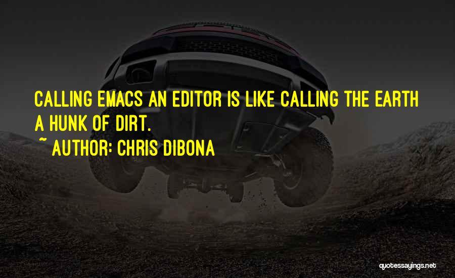 Chris DiBona Quotes 701336